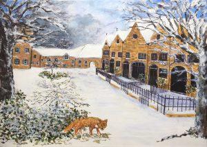 Val - neighbourhood painting