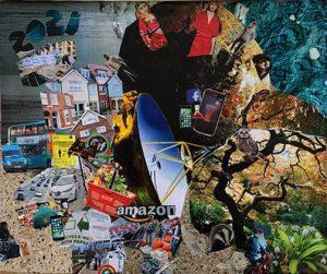 Liz C - neighbourhood collage