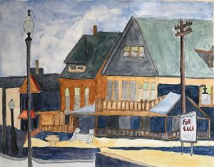 Diane S - Appropriation of Hopper