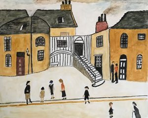 Diane S - Appropriation of Lowry