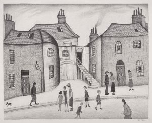 Sue DL - Lowry appropriation in pencil