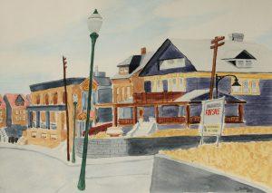 Paul - Appropriation of Hopper