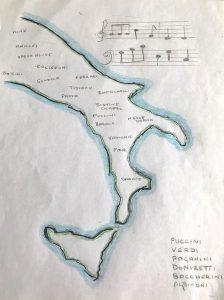 Josephine - music of Italy