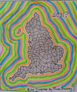 Bridget - fractured England