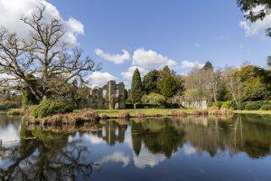 Jo Burbidge - Scotney Castle Ruins