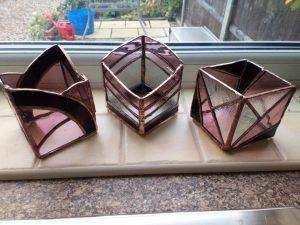 3 Tea lights